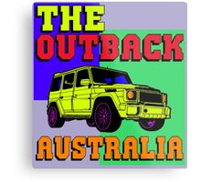 THE OUTBACK Metal Print