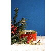 Holiday Music Photographic Print
