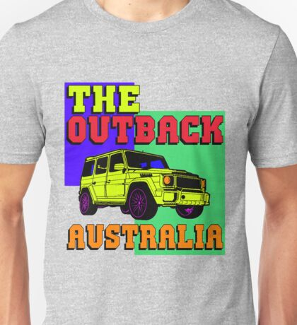 THE OUTBACK Unisex T-Shirt