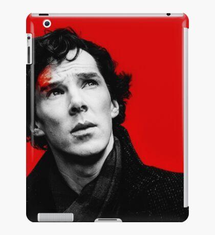 BBC Sherlock - Red iPad Case/Skin