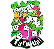 Turn Up! Photographic Print