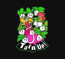 Turn Up! Mens V-Neck T-Shirt