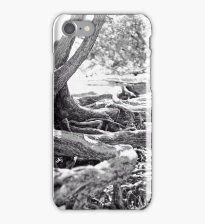 Tangled Roots iPhone Case/Skin