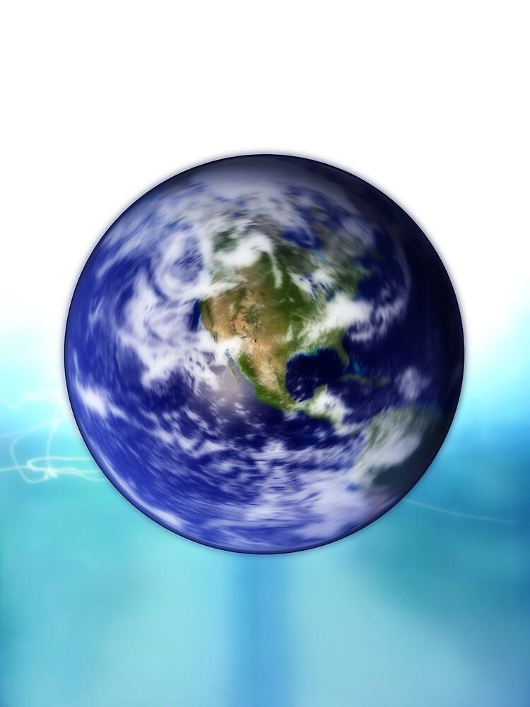 Globe by Sam Mortimer