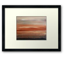 Believe - Abstract  Framed Print