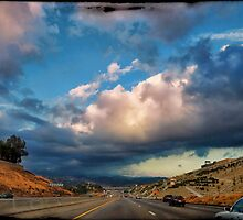 14 FWY, Ca.  by JRScalzo