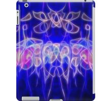 Marbled - Dancers iPad Case/Skin