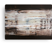 Terra - Abstract Art Canvas Print