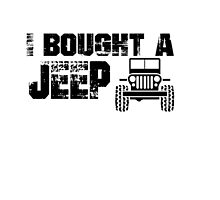 I Bought A Jeep by leonchristo