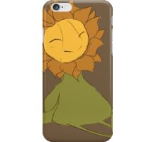 The Happy Sunflower iPhone Case/Skin