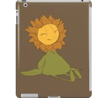 The Happy Sunflower iPad Case/Skin