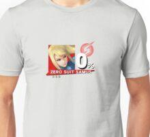 Zero Suit Samus - Super Smash Bros Wii U Unisex T-Shirt