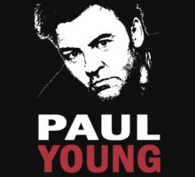 PAUL YOUNG-POP ART