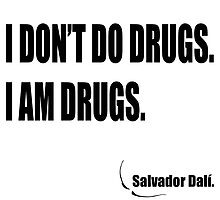 I am drugs by theladyinred