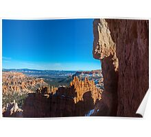 Down in The Canyon, Bryce Canyon Poster