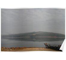 Kielder reservoir Poster