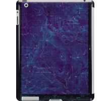 Maine USGS Historical Map Old Speck Mountain 102845 2000 24000 Inversion iPad Case/Skin