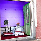 Opium Smoker in Jodhpur by Ratatouille