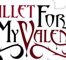 Bullet For My Valentine Sticker