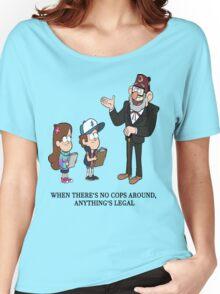 No Cops Women's Relaxed Fit T-Shirt