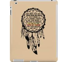 Manifesto | Nahko & MFTP Fan Made Design  iPad Case/Skin