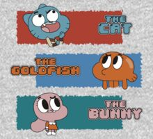 The Cat, The Goldfish and The Bunny Kids Clothes