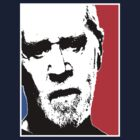 GEORGE CARLIN by OTIS PORRITT