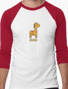 Say what you see... Men's Baseball ¾ T-Shirt