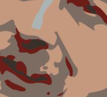 Stallman Icon Bubble Sticker