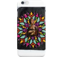 Stained Glass DaVinci iPhone Case/Skin