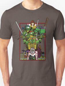 Enter the Turtles Unisex T-Shirt