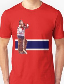 Ken Dryden - The Pose (red) T-Shirt