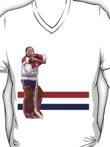 Ken Dryden - The Pose (white) T-Shirt