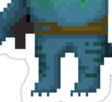 Dota 2: Tidehunter (Pixel) Sticker