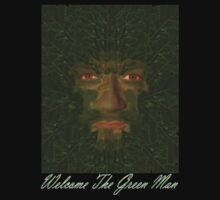 Welcome The Green Man by TerraChild