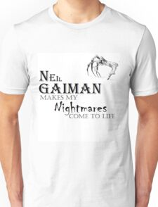 Nightmares Unisex T-Shirt