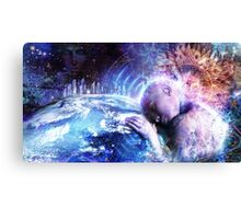 A Prayer For The Earth Canvas Print