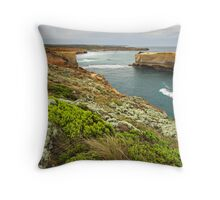 Port Campbell National Park Throw Pillow