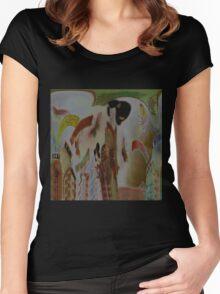 Giesha Garden Women's Fitted Scoop T-Shirt
