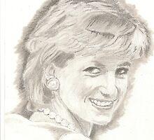 Princess Diana by artmgm