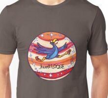 Chicken? He's an Eagle! Unisex T-Shirt
