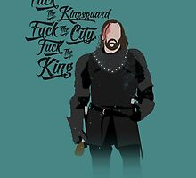 Game of Quotes- The Hound by spacemonkeydr