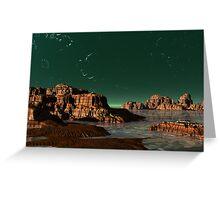 Acadia Nightsong 01 Greeting Card