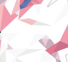 Origami Sylveon Sticker