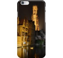 Belfry Tower Bruges iPhone Case/Skin