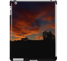 Suburban Sunrise iPad Case/Skin