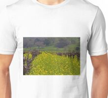 Old Vines and Mustard Unisex T-Shirt