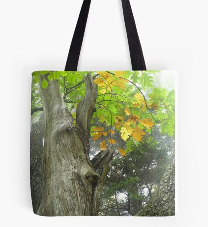Autumn Crown Tote Bag