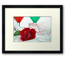 Holiday Happiness Framed Print