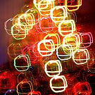 Christmas Tree Lights by Keith G. Hawley